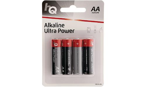 HQ Alkaline Ultra Power AA