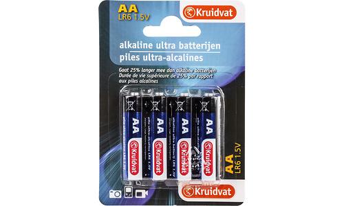 Kruidvat Alkaline Ultra AA
