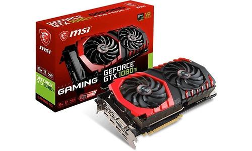 MSI GeForce GTX 1080 Ti Gaming 11GB