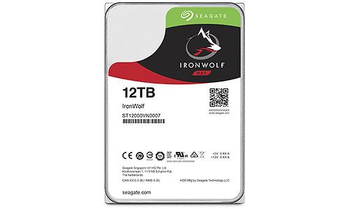 Seagate IronWolf Pro 12TB (512e, +Rescue)