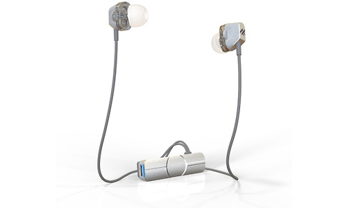iFrogz Impulse Duo Dl Driv Wirel Earb Wh