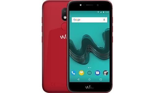 Wiko Wim Lite 32GB Cherry Red