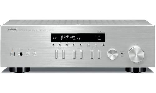 Yamaha R-N303D Silver