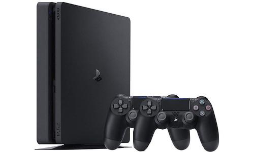 Sony PlayStation 4 Slim 1TB + Controller