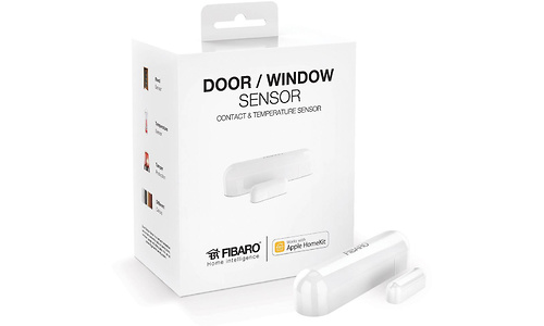 Fibaro Door/Window Sensor Apple Home kit White
