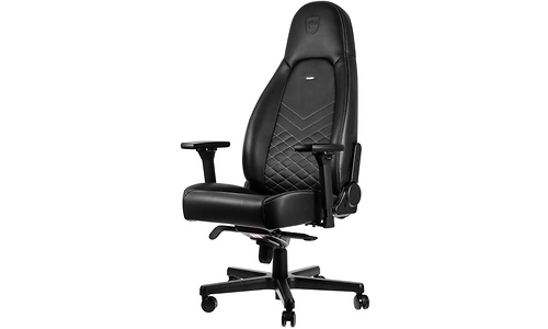 Noblechairs Icon Gaming Chair Black/White (NBL-ICN-PU-BPW)