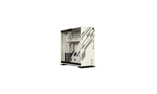 In Win 303 MSI Dragon Edition Window White