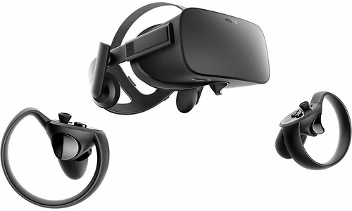 Oculus Rift Bundle (Rift + Touch)