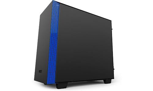 NZXT H400i Black/Blue