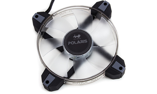 In Win Polaris RGB LED 120mm Black/White