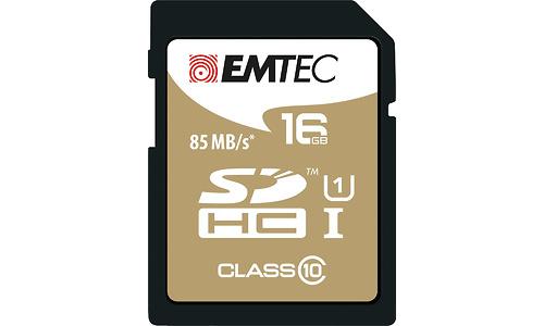 Emtec Gold SDHC Class 10 16GB