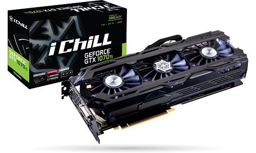 Inno3D GeForce GTX 1070 Ti iChill X4 8GB