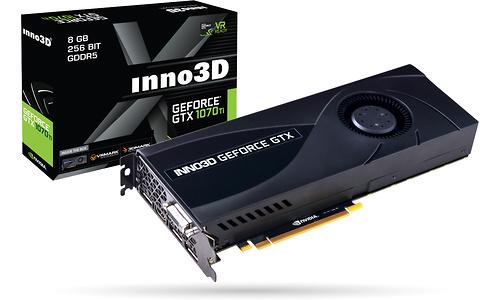 Inno3D GeForce GTX 1070 Ti Jet Fan 8GB
