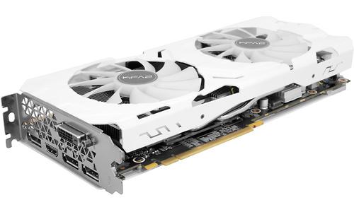 KFA2 GeForce GTX 1070 Ti EX OC Sniper White 8GB