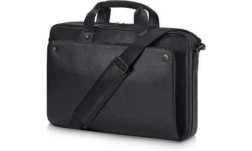 HP Executive Leather 15.6 Top Load Black