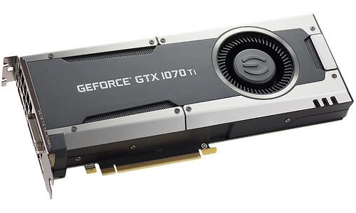 EVGA GeForce GTX 1070 Ti Gaming 8GB