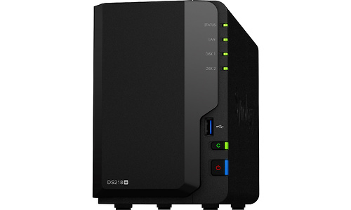 Synology DiskStation DS218+ 6TB