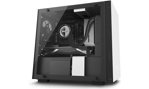 NZXT H200i Window Black/White