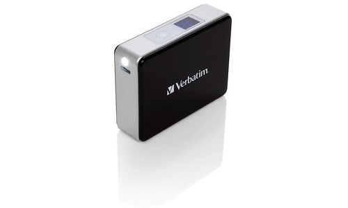 Verbatim 49948 5200 Black/Silver