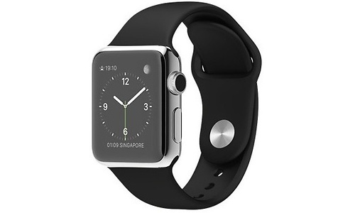 Apple Watch OLED Silver
