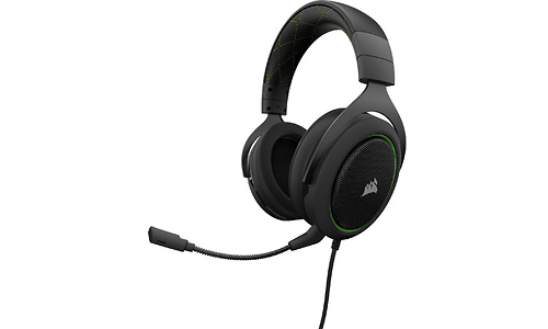 Corsair HS50 Black/Green
