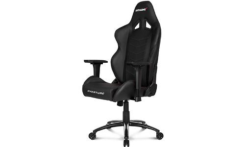 AKRacing Overture Gaming Chair Black