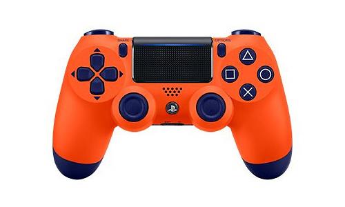 Sony DualShock 4 Controller PS4 V2 Blue/Orange