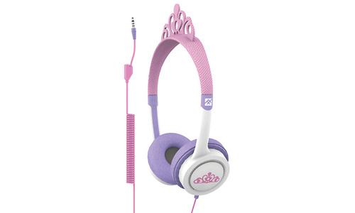 iFrogz Little Rockerz Princess Cyan/Pink
