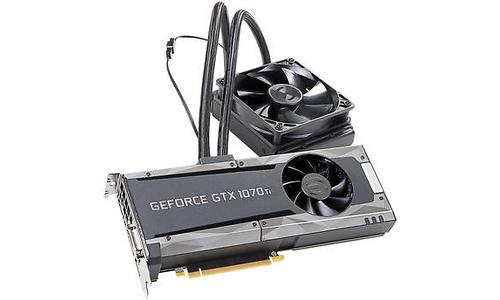 EVGA GeForce GTX 1070 Ti SC Hybrid Gaming 8GB