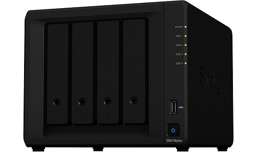 Synology DiskStation DS418play 32TB
