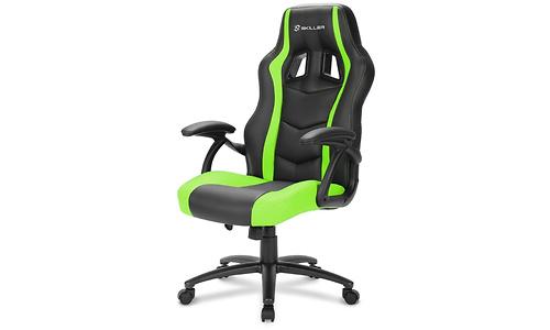Sharkoon Skiller SGS1 Gaming Seat Black/Green