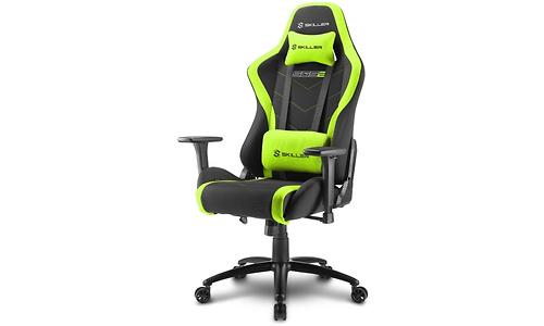 Sharkoon Skiller SGS2 Gaming Seat Black/Green