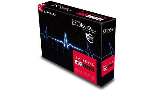 Sapphire Radeon RX 560 Pulse 4GB (11267-20)