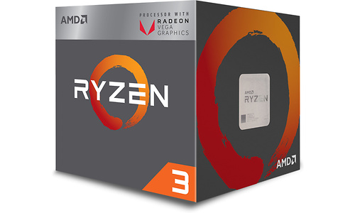 AMD Ryzen 3 2200G Boxed