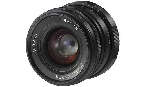 Voigtländer ltron 28mm f/2.0 Black M-Bajonett