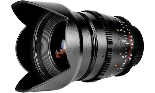 Samyang 24mm f/1.5 ED AS IF UMC Pentax VDSLR