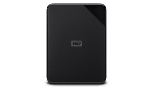 Western Digital Elements Portable Special 2TB Black