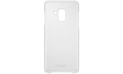 Samsung Galaxy A8 2018 Clear Cover smartphonehoesje
