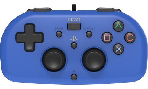 Hori Mini Kids Controller Officieel Sony Licensed PS4 Blue