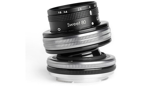 Lensbaby Composer Pro II Sweet 80 (Samsung NX)