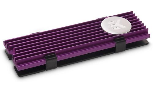 EK Waterblocks EK-M.2 NVMe Heatsink Purple