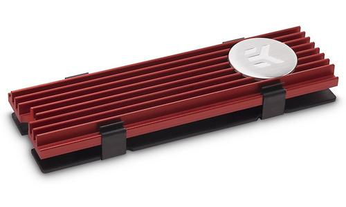EK Waterblocks EK-M.2 NVMe Heatsink Red