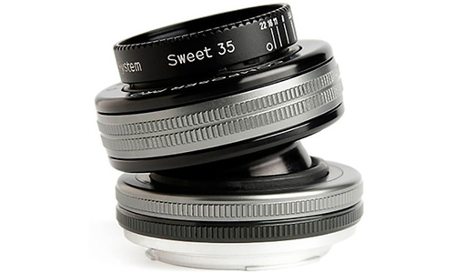 Lensbaby Composer Pro II Sweet 35 (FourThirds)