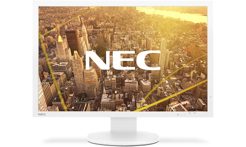 NEC MultiSync PA243W White