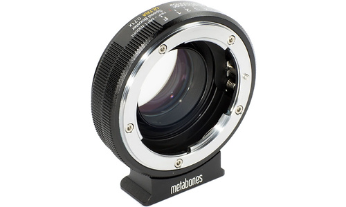 Metabones Speed Booster Ultra 0.71x Adapter for Nikon F-Mount Lens to Micro Four Thirds-Mount Camera