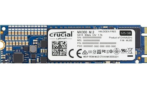 Crucial MX500 250GB (M.2)