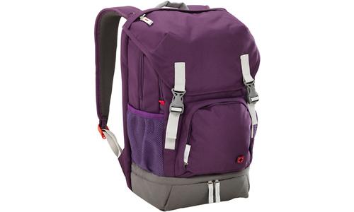 Swissgear Jetty 15.6 Backpack Purple