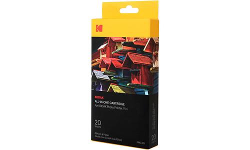Kodak Mini Printer 2 & Minishot Paper 20 Pack
