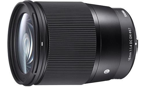 Sigma 16mm f/1.4 DC DN Contemporary (Sony)