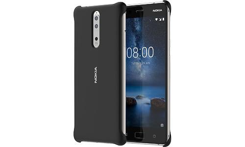 Nokia Soft Touch Case CC-801 Black
